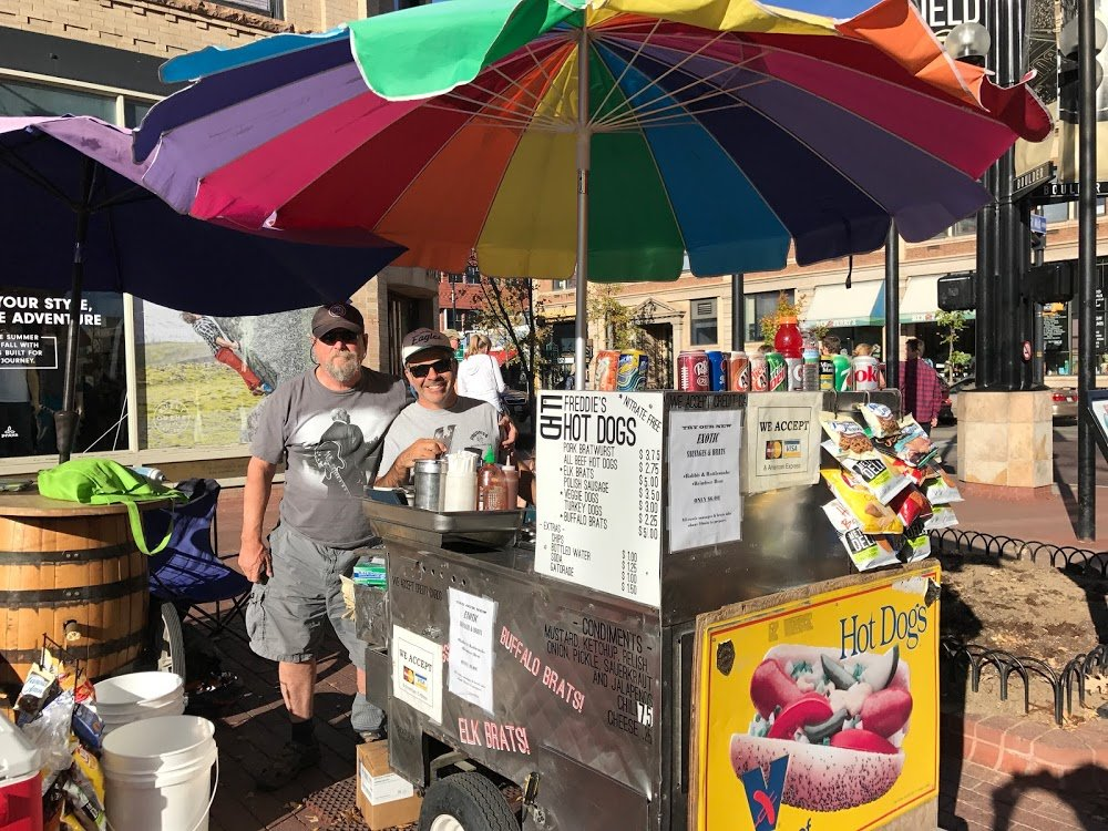 Freddie's Hot Dog Stand